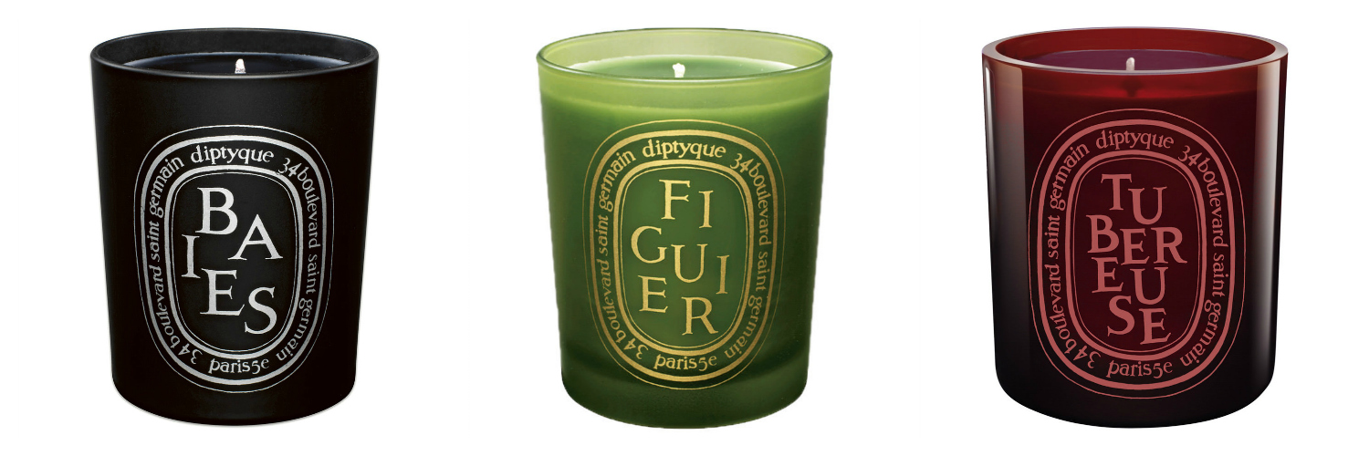 Mecca Diptyque Candles